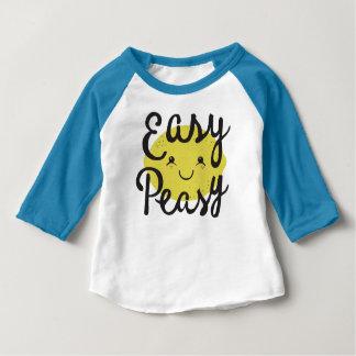Easy Peasy Lemon Squeezy Baby T-Shirt