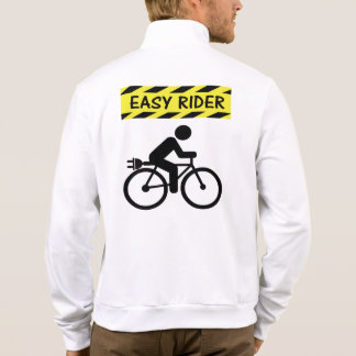 """""""Easy rider"""" ebike cycling jackets for men"""