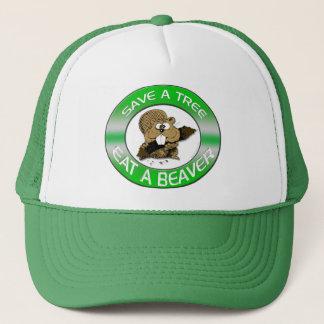 Eat A Beaver Hat