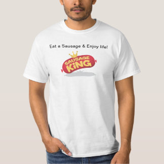 Eat a Sausage T-Shirt