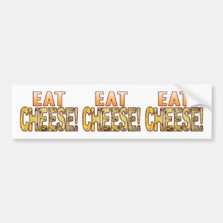 Eat Blue Cheese Bumper Sticker