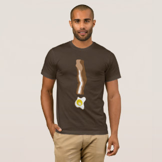 EAT BREAKFAST, BACON EXCLAMATION! T-Shirt