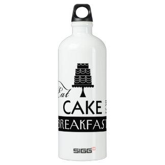 Eat Cake for Breakfast SIGG Traveler 1.0L Water Bottle