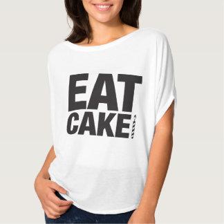 Eat Cake Tshirts
