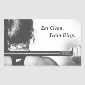 Eat Clean, Train Dirty