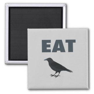 Eat Crow Magnet
