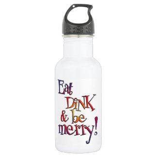 Eat Dink Water Bottles