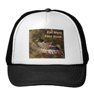 Eat Fast Food II Trucker Hat