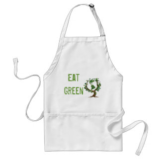 Eat Green Apron