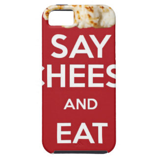 EAT HALLOUMI GREEK CHEESE CASE FOR THE iPhone 5