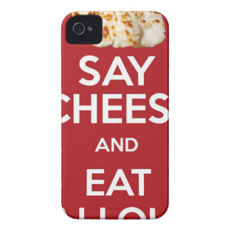 EAT HALLOUMI GREEK CHEESE Case-Mate iPhone 4 CASE