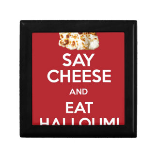 EAT HALLOUMI GREEK CHEESE GIFT BOX