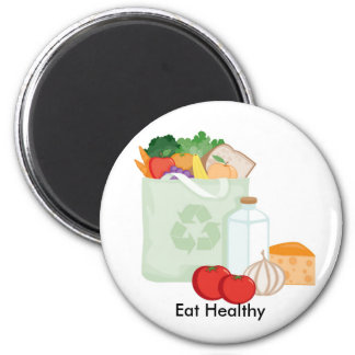 Eat Healthy Magnet