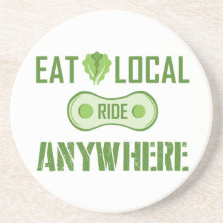 Eat Local, Ride Anywhere Coaster