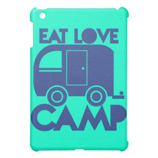 EAT LOVE CAMP iPad MINI CASE