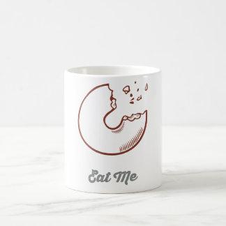 Eat Me Donut Doughnut Hipster Retro Coffee Mug