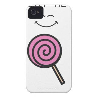 Eat me Lolipop iPhone 4 Case