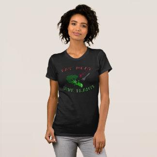 EAT MEAT (Broccoli murder) T-Shirt