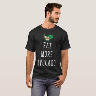 Eat More Avocado Vegetarian Foodie T-Shirt