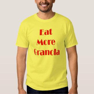 Eat More Granola T Shirt