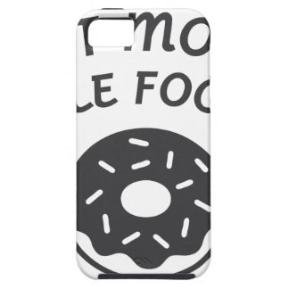 Eat More Hole Foods Case For The iPhone 5