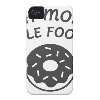 Eat More Hole Foods Case-Mate iPhone 4 Case