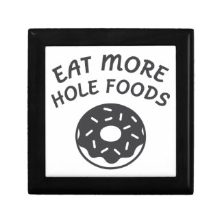 Eat More Hole Foods Gift Box