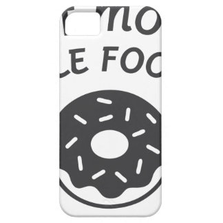 Eat More Hole Foods iPhone 5 Case