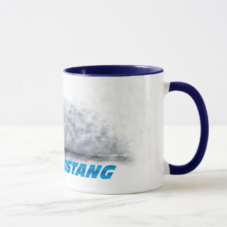 Eat my Dust Mustang Mug