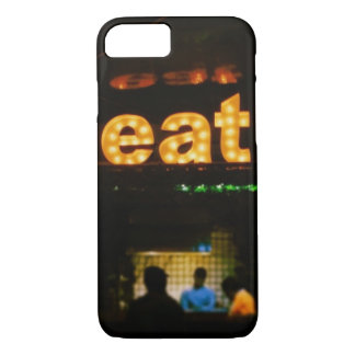 Eat | New York, New York iPhone 7 Case