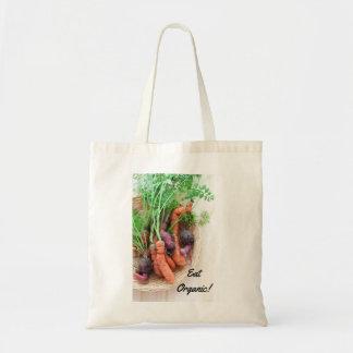 Eat Organic! Tote Bag