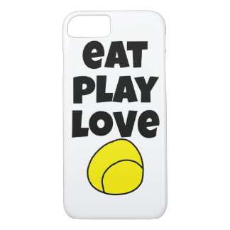 eat play love phone case