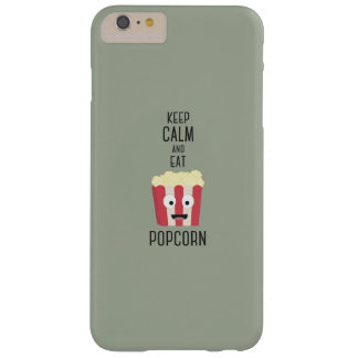 Eat Popcorn Z6pky Barely There iPhone 6 Plus Case