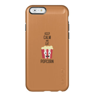 Eat Popcorn Z6pky Incipio Feather® Shine iPhone 6 Case