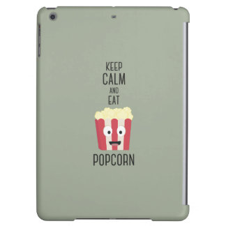 Eat Popcorn Z6pky iPad Air Cover