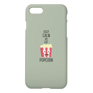 Eat Popcorn Z6pky iPhone 8/7 Case