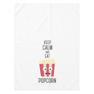 Eat Popcorn Z6pky Tablecloth