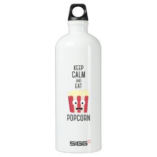Eat Popcorn Z6pky Water Bottle