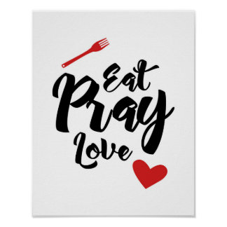 Eat Pray Love - Kitchen - Poster