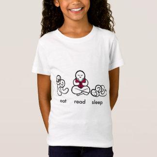 eat read sleep T-Shirt