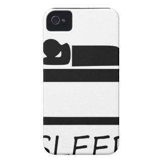 EAT SLEEP11 iPhone 4 CASE