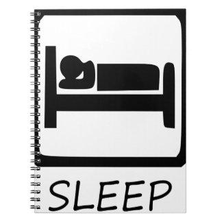 EAT SLEEP11 NOTEBOOK
