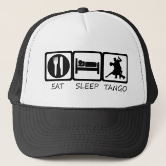 EAT SLEEP11 TRUCKER HAT