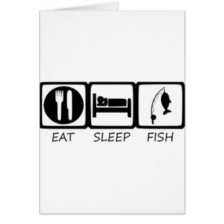 EAT SLEEP13 CARD