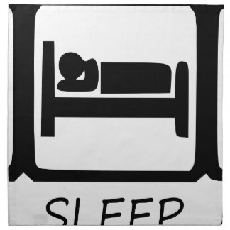 EAT SLEEP29 NAPKIN