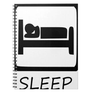 EAT SLEEP29 NOTEBOOK