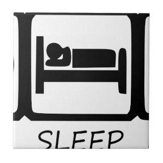 EAT SLEEP33 TILE
