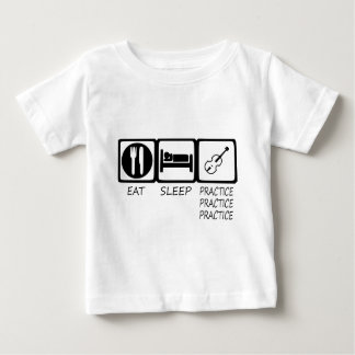 EAT SLEEP37 BABY T-Shirt