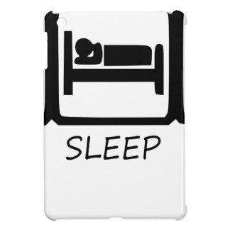 EAT SLEEP37 iPad MINI COVER