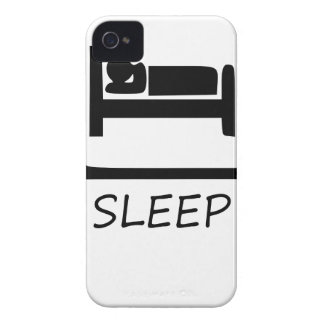 EAT SLEEP37 iPhone 4 Case-Mate CASE
